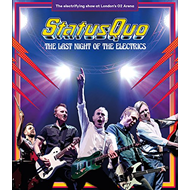 Produktbilde for Status Quo - The Last Night Of The Electrics (BLU-RAY)