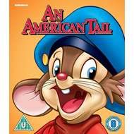 An American Tail (UK-import) (BLU-RAY)