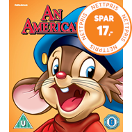 Produktbilde for An American Tail (UK-import) (BLU-RAY)