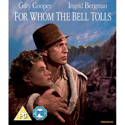 For Whom The Bell Tolls (UK-import) (BLU-RAY)