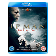 Ip Man: The Final Fight (UK-import) (BLU-RAY)