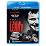 My Name Is Lenny (UK-import) (BLU-RAY)