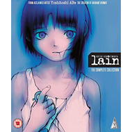 Serial Experiments Lain: The Complete Collection (UK-import) (BLU-RAY)