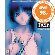 Produktbilde for Serial Experiments Lain: The Complete Collection (UK-import) (BLU-RAY)