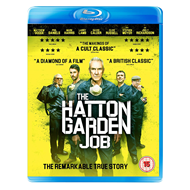 The Hatton Garden Job (BLU-RAY)