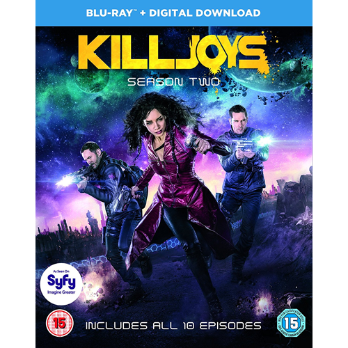 Killjoys - Sesong 2 (BLU-RAY)