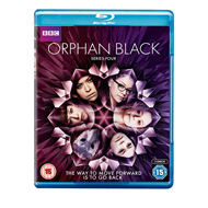Orphan Black: Series 4 (BLU-RAY)