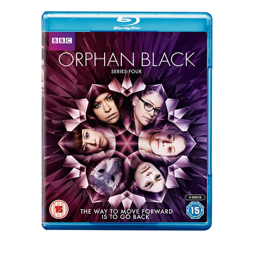 Orphan Black: Series 4 (UK-import) (BLU-RAY)