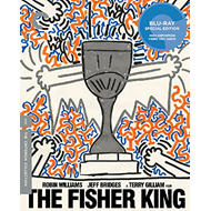 The Fisher King - The Criterion Collection (UK-import) (BLU-RAY)