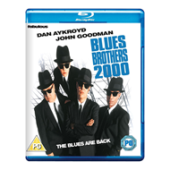Blues Brothers 2000 (UK-import) (BLU-RAY)
