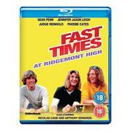 Fast Times At Ridgemont High (UK-import) (BLU-RAY)