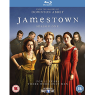 Jamestown - Sesong 1 (UK-import) (BLU-RAY)