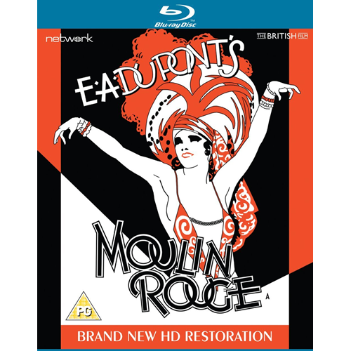 Moulin Rouge (UK-import) (BLU-RAY)
