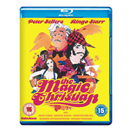 The Magic Christian (UK-import) (BLU-RAY)