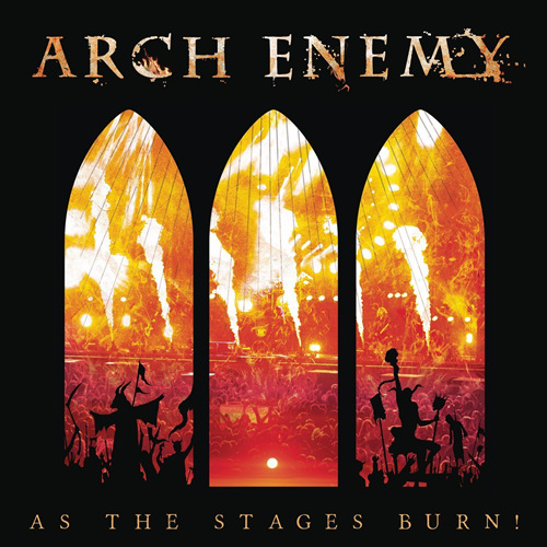 Arch Enemy - As The Stages Burn (UK-import) (BLU-RAY)