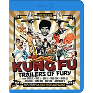 Kung Fu - Trailers Of Fury (UK-import) (BLU-RAY)