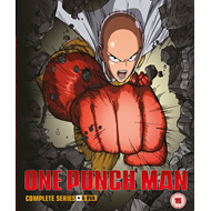 One Punch Man: Collection 1 (UK-import) (BLU-RAY)