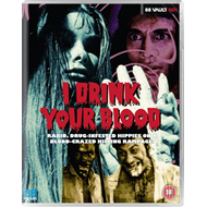 I Drink Your Blood (UK-import) (BLU-RAY)