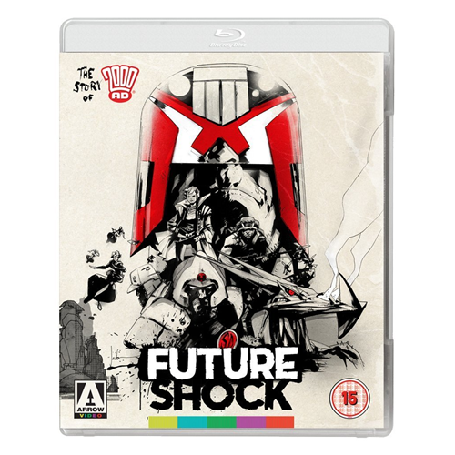 Future Shock! The Story Of 2000ad (UK-import) (BLU-RAY)