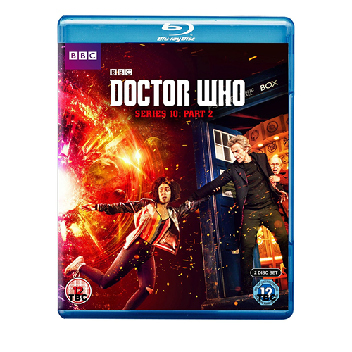Doctor Who: Series 10 - Part 2 (UK-import) (BLU-RAY)