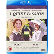 A Quiet Passion (UK-import) (BLU-RAY)