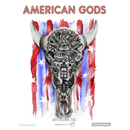 American Gods - Sesong 1 - Special Edition (UK-import) (BLU-RAY)