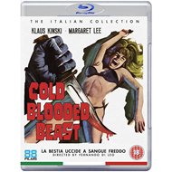 Cold Blooded Beast (UK-import) (BLU-RAY)