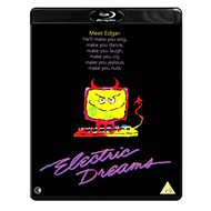 Electric Dreams (UK-import) (BLU-RAY)