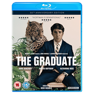Produktbilde for The Graduate (UK-import) (BLU-RAY)