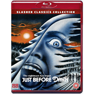 Just Before Dawn (UK-import) (BLU-RAY)