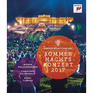 Sommernachtskonzert 2017 / Summer Night Concert 2017 (BLU-RAY)
