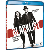 The Blacklist - Sesong 4 (BLU-RAY)