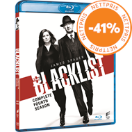 Produktbilde for The Blacklist - Sesong 4 (BLU-RAY)