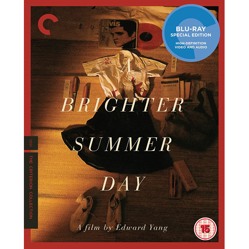A Brighter Summer Day - The Criterion Collection (UK-import) (BLU-RAY)