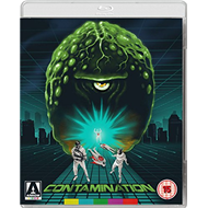 Contamination (UK-import) (BLU-RAY)