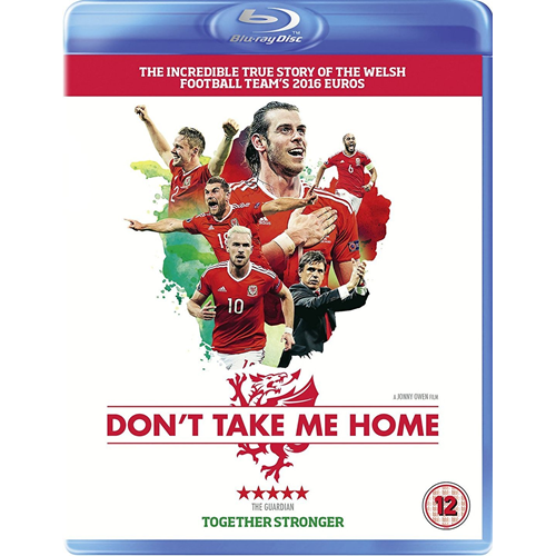 Don't Take Me Home (UK-import) (BLU-RAY)