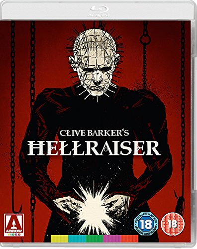 Hellraiser (UK-import) (BLU-RAY)