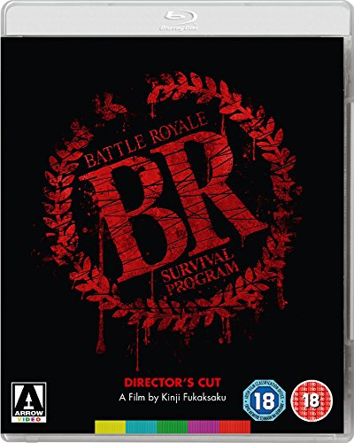 Battle Royale (Director's Cut) (UK-import) (BLU-RAY)