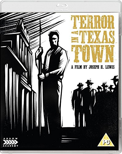 Terror In A Texas Town (UK-import) (BLU-RAY)