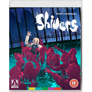 Shivers (UK-import) (BLU-RAY)