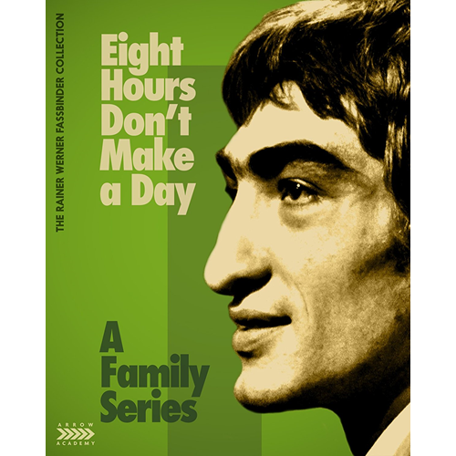 8 Hours Don't Make A Day - A Family Series (UK-import) (BLU-RAY)
