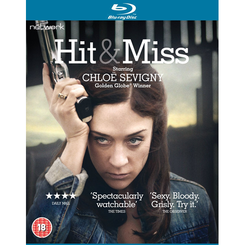 Hit And Miss - The Complete Series (UK-import) (BLU-RAY)