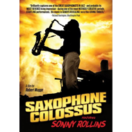 Produktbilde for Sonny Rollins - Saxophone Colossus (UK-import) (BLU-RAY)