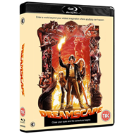 Dreamscape (UK-import) (BLU-RAY)