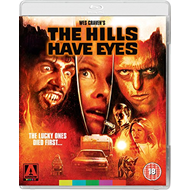 The Hills Have Eyes (UK-import) (BLU-RAY)