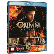 Produktbilde for Grimm - Sesong 5 (BLU-RAY)