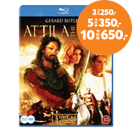 Produktbilde for Attila The Hun (BLU-RAY)