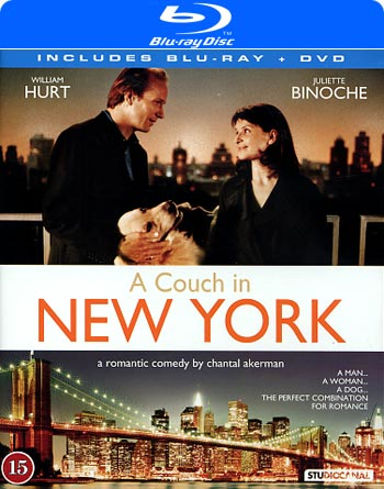 A Couch In New York (BLU-RAY)
