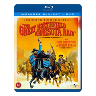 The Great Northfield Minnesota Raid (BLU-RAY)