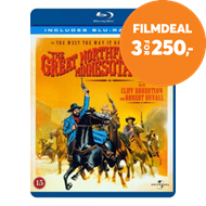 Produktbilde for The Great Northfield Minnesota Raid (BLU-RAY)